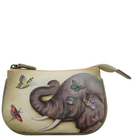 Anuschka Anuschka Medium Coin Purse Gentle Giant 1107-GTG
