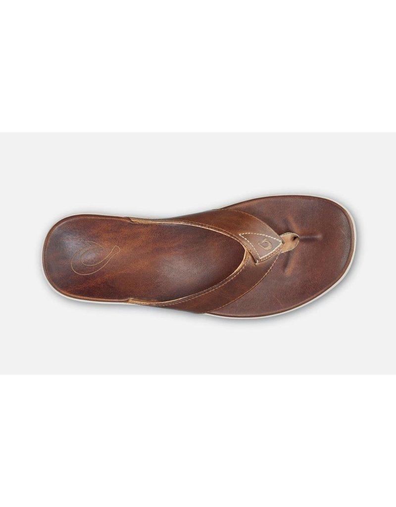 0232559b2938 Olukai Mens Nalukai Sandal Fox Fox - Island Comfort Footwear