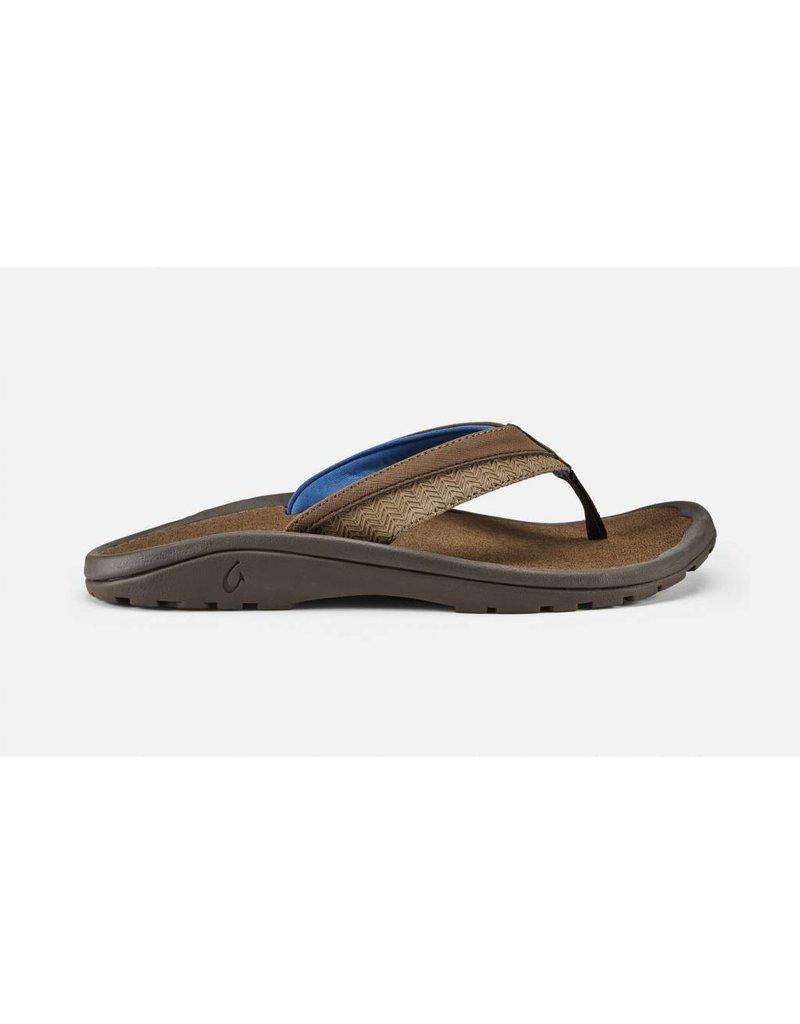 4ad7422169 Olukai Mens Ohana Koa Espresso Mustang - Island Comfort Footwear