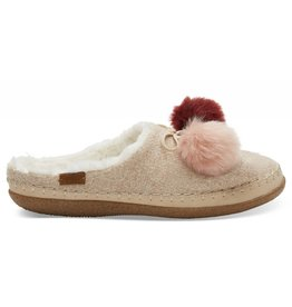 Toms Toms Womens Ivy Rose Cloud Pom Pom