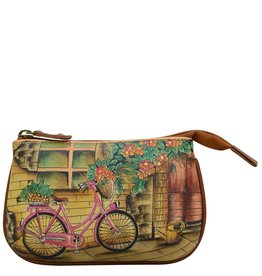 Anuschka Anuschka Medium Coin Purse Vintage Bike 1107-VTB