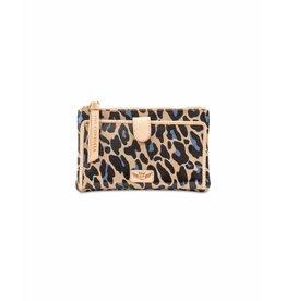 Consuela Consuela Slim Wallet Blue Jag