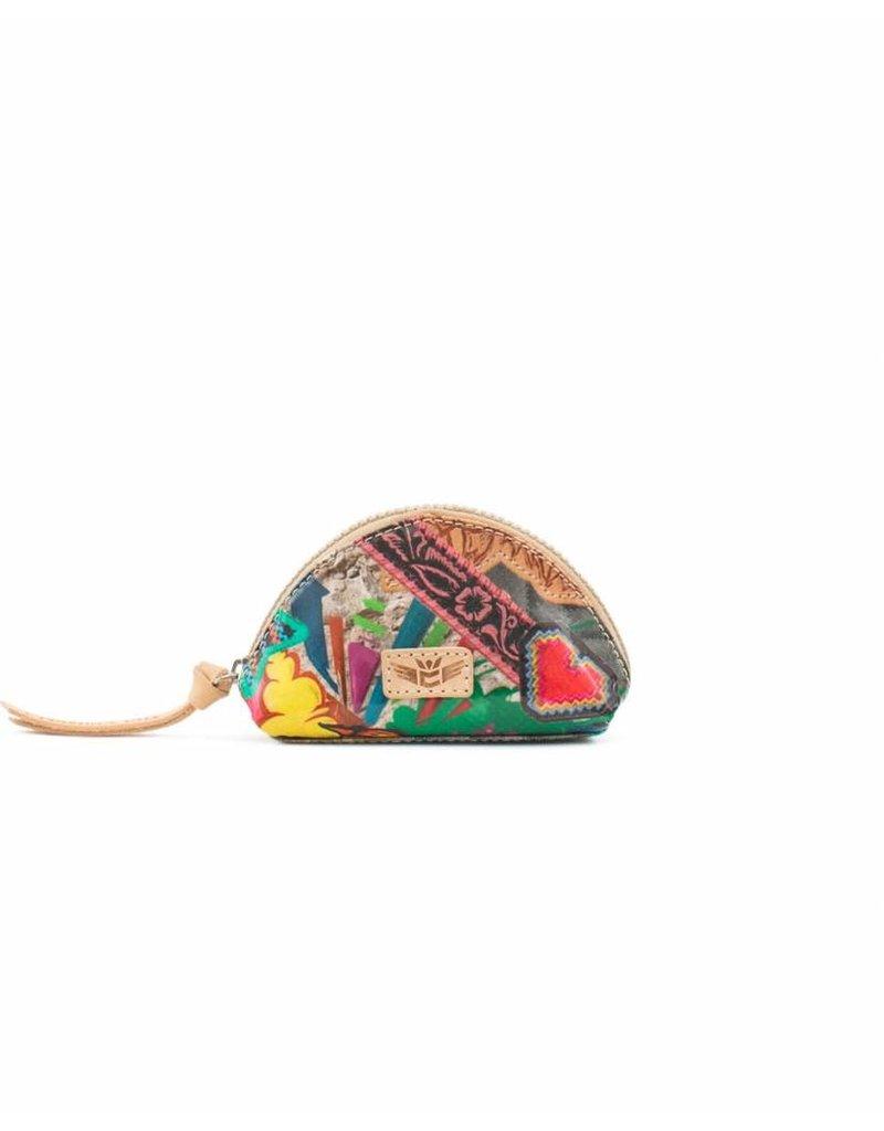Consuela Consuela Small Dome Cosmetic Coin Case Patches