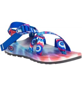 Chaco Chaco Womens Z/2 Cloud USA RWB Tie Dye
