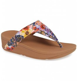 FitFlop FitFlop Womens Lottie Flowercrush Oyster Pink