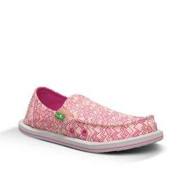 Sanuk Sanuk Doodle Girls Pink