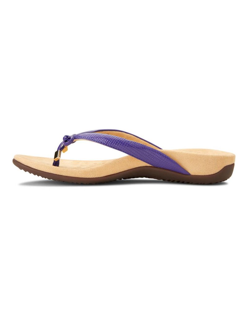 Vionic Vionic Womens Bella II Lizard Purple