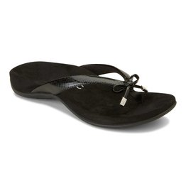 Vionic Vionic Womens Bella II Lizard Black