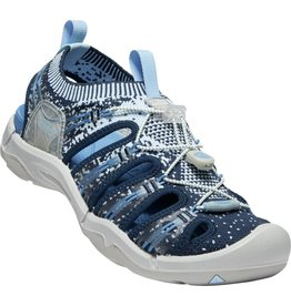 Keen Keen Womens Evofit One Galaxy Blue Powder Blue