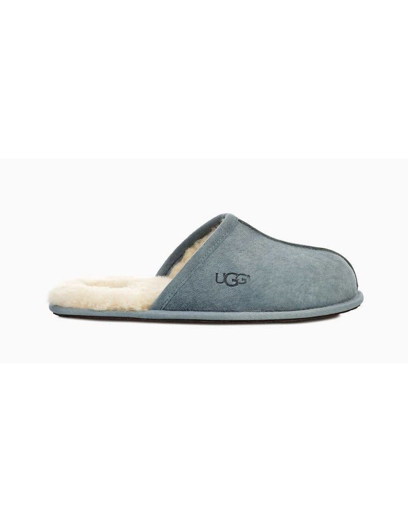 UGG UGG Mens Scuff Suede Salty Blue
