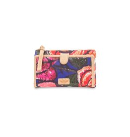 Consuela Consuela Slim Wallet Royal Rose