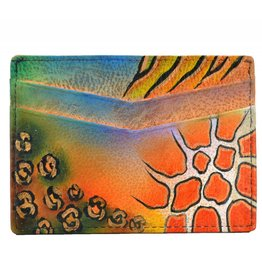 Anuschka Anuschka Credit Card Case Premium Safari 1032-PS