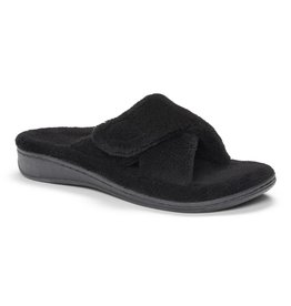 Vionic Vionic Womens Relax Slipper Black