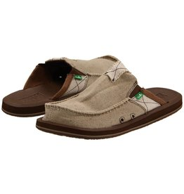 Sanuk Sanuk Mens You Got My Back II Tan