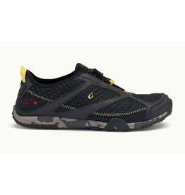 Olukai Olukai Mens Eleu Trainer Black