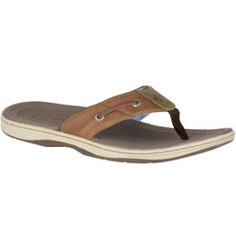 Sperry Sperry Mens Baitfish Thong Sonora Tan