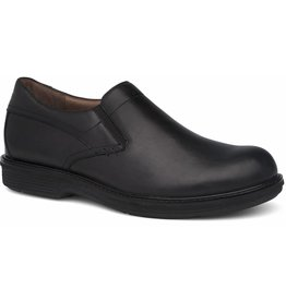 Dansko Dansko Mens Jackson Antiqued Calf Black