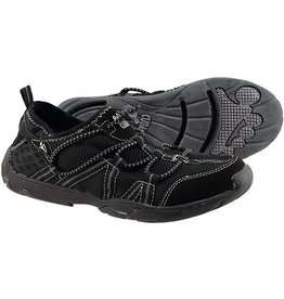 Cudas Cudas Mens Water Shoes Tsunami II Black