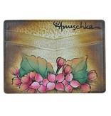 Anuschka Anuschka Credit Card Case Lush Lilac Bronze 1032-LLC-BZ