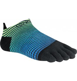 Injinji Injinji Run 2.0 Lightweight No Show Spectrum Neon Wave