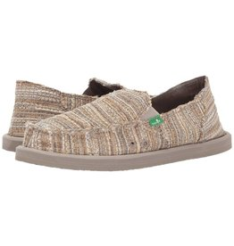Sanuk Sanuk Womens Donna Boho Natural Boho