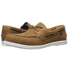 Sebago Sebago Mens Litesides Two Eye Med Brown Leather