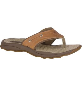 Sperry Sperry Mens Outer Banks Thong Tan