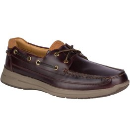 Sperry Sperry Mens Gold Boat Ultralite 2-Eye With ASV Amaretto Wide