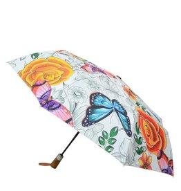 Anuschka Anuschka Umbrella Floral Paradise 3100-FPD