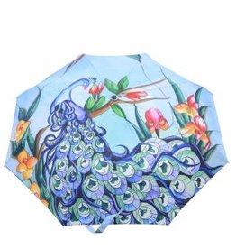 Anuschka Anuschka Umbrella Midnight Peacock 3100-MPK