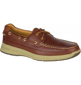 Sperry Sperry Mens Gold Boat Ultralite 2-Eye With ASV Cognac