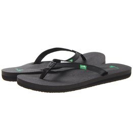 Sanuk Sanuk Womens Yoga Joy Black