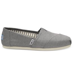 Toms Toms Womens Classic Morning Dove Heritage Canvas