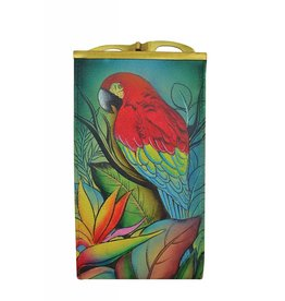 Anuschka Anuschka Double Eyeglass Case Tropical Bliss 1009-TBL