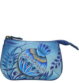 Anuschka Anuschka Medium Coin Purse Bewitching Blues 1107-BWB