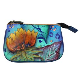 Anuschka Anuschka Medium Coin Purse Tropical Dream 1107-TRD