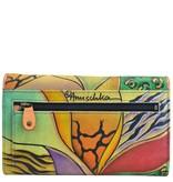 Anuschka Anuschka MultiPockets Wallet Sunflower Safari 1043-SFS