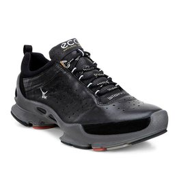 Ecco Ecco Mens Biom C 2.1 Lace Black Red Alert
