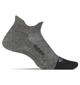 Feetures Feetures Elite Light Cushion No Show Tab Grey