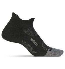 Feetures Feetures Elite Max Cushion No Show Tab Black