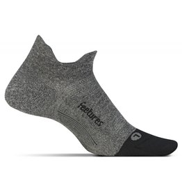 Feetures Feetures Elite Ultra Light No Show Tab Grey