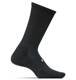 Feetures Feetures High Performance Cushion Crew Black
