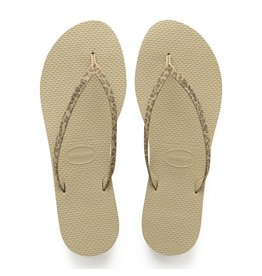 Havaianas Havaianas Womens You Animals Sandal Sand Grey