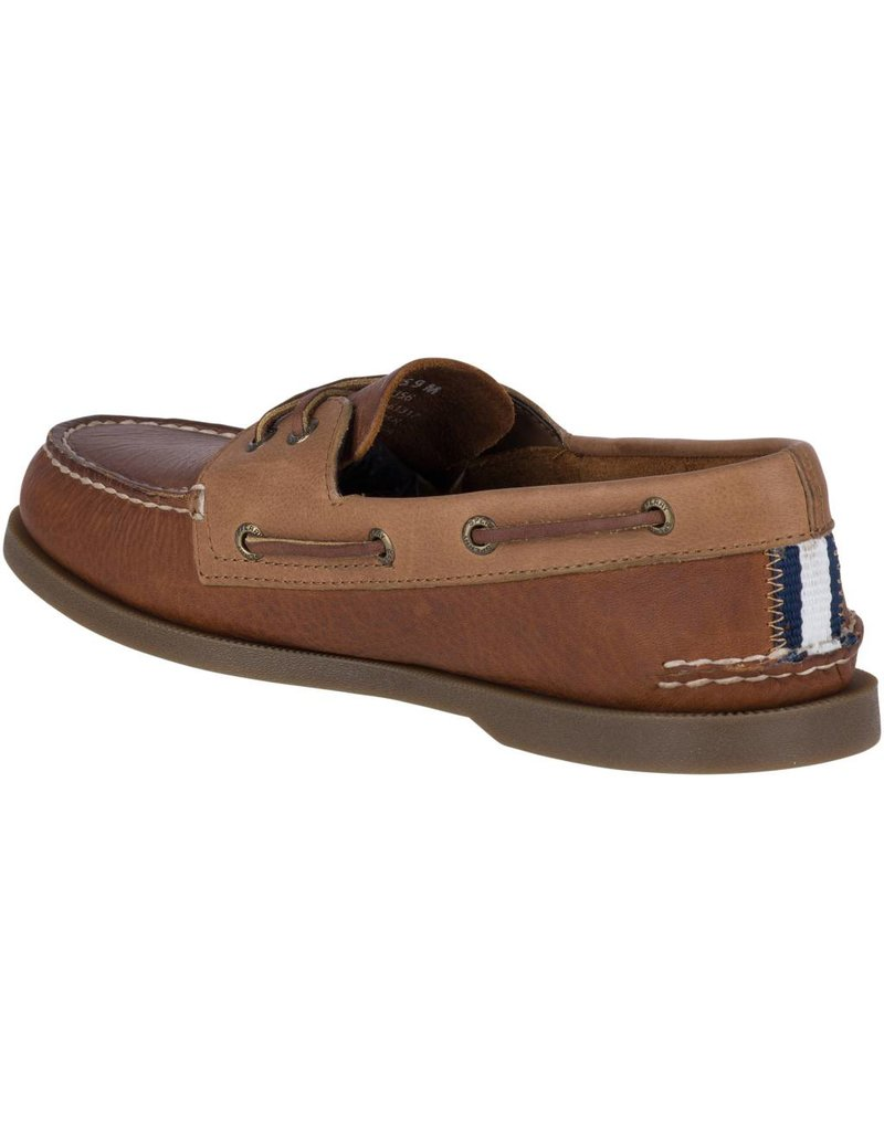 Sperry Sperry Mens A/O 2-Eye Daytona Tan Sand