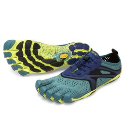 Vibram Five Fingers Vibram FiveFingers Mens V-Run North Sea Navy