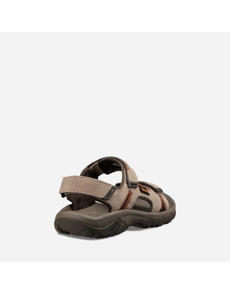 4601902a9 Teva Mens Katavi 2 Sandal Walnut - Island Comfort Footwear