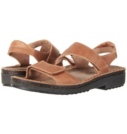 Naot Naot Womens Enid Latte Brown Leather