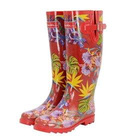 Anuschka Anuschka Womens Rain Boots Island Escape 3200-ISE