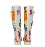Anuschka Anuschka Womens Rain Boots Floral Paradise 3200-FPD