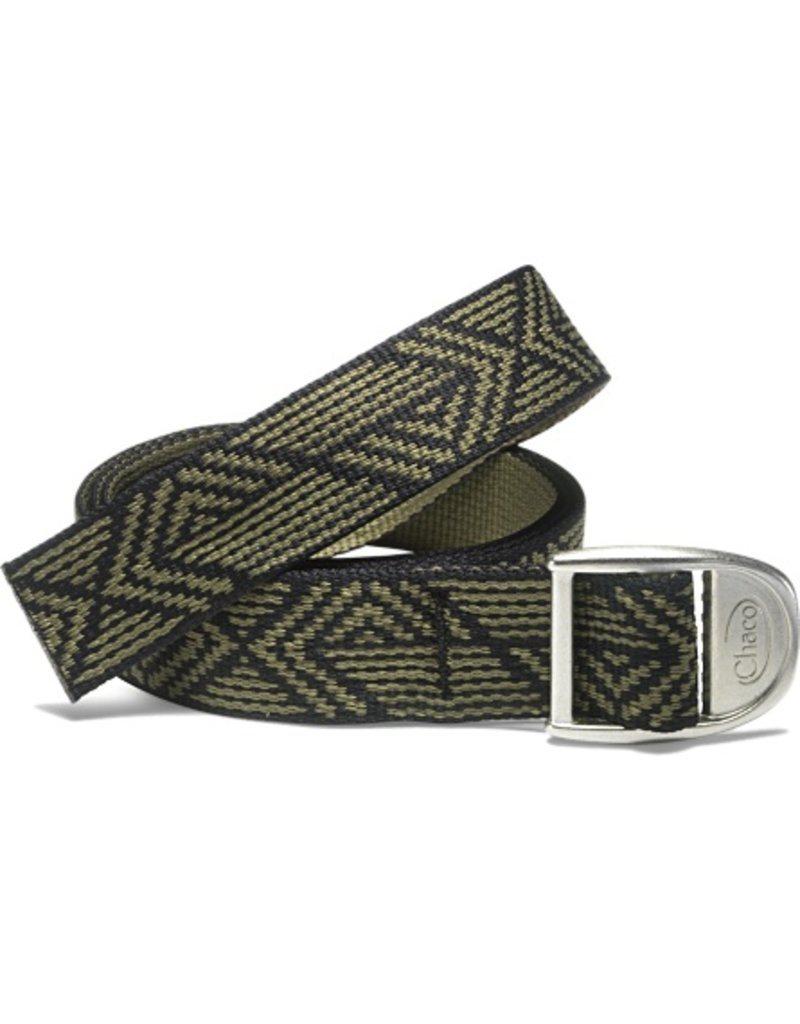 Chaco Chaco 1.0 Webbing Belt Palm Avocado